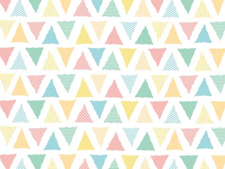 POP壁紙 三角