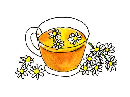 Chamomile tea 02
