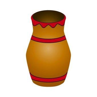 African pot 3