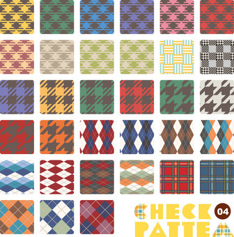 Pattern collection check 04