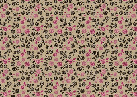 Rose pattern 2