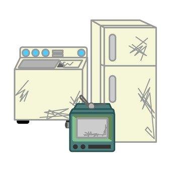 Obsolete appliances