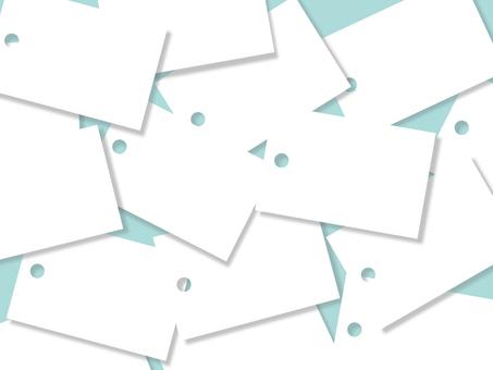 Broken word card (blank)