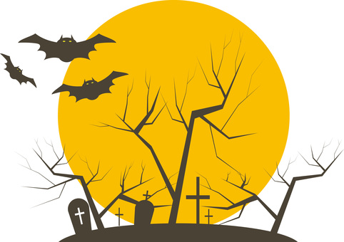 Halloween 13 (an old tree)