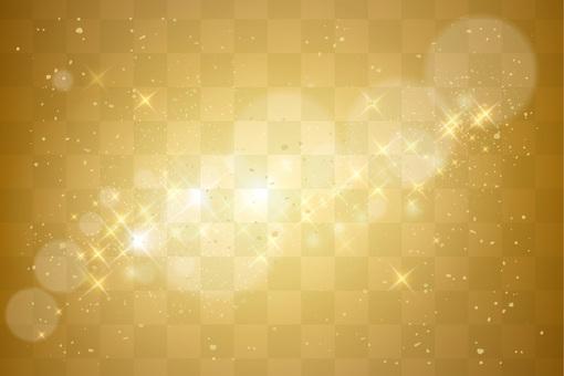 Glittering background gold newyear