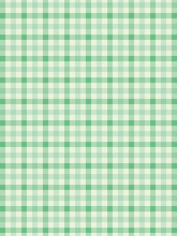 Check pattern green pattern