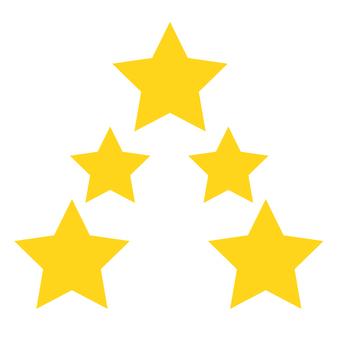 Five Star · five stars