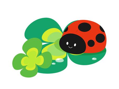 Ladybug and Clover