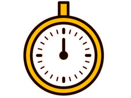 Stopwatch linework