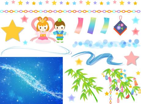 Tanabata Material 2