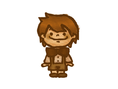 Sepia Boy