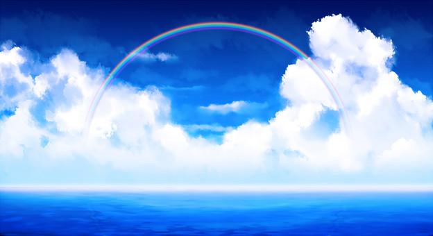 Rainbow of silence