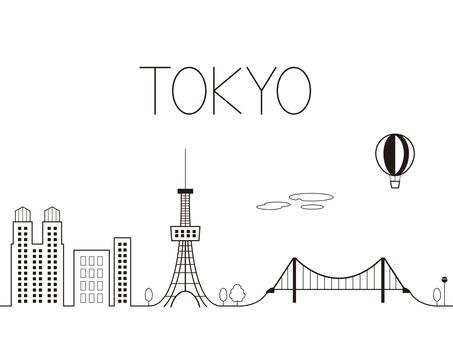 도쿄 [2]