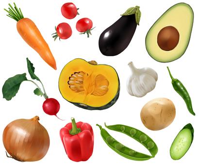 Vegetables (assorted)