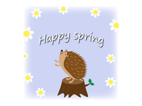 Spring has arrived!