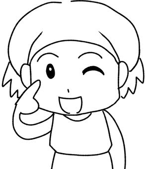 Tsuya Pika (linework)