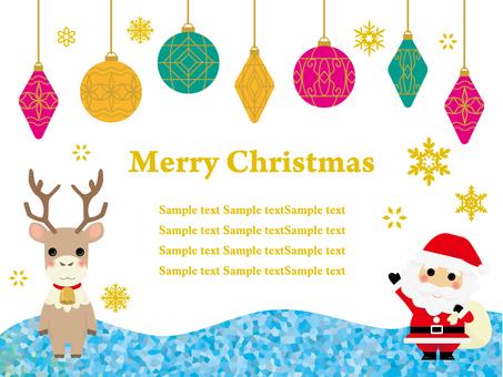 Christmas background_frame 02