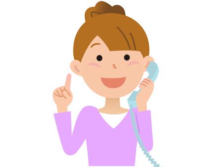 70107. Female, phone