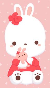 Rabbit girl
