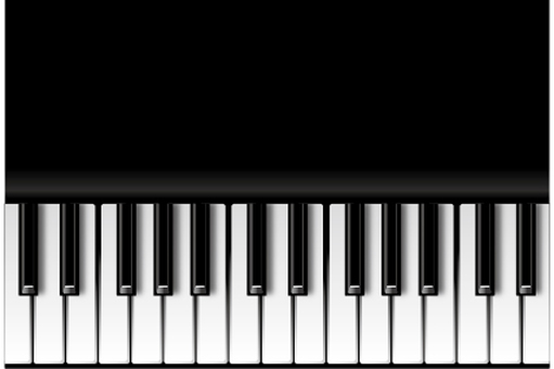 Piano (horizontal type)