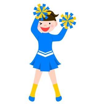Blue Cheer Girl 2