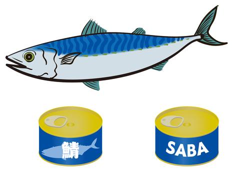 サバと鯖缶