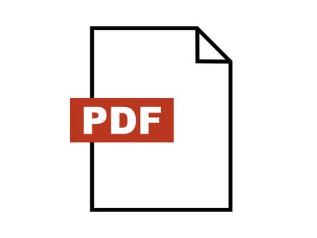 pdf pdf file icon
