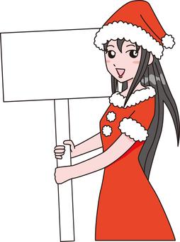 Santa costume female 4