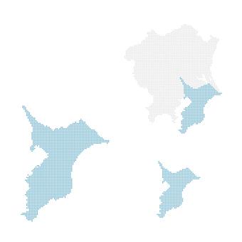 Dot Map Chiba 2