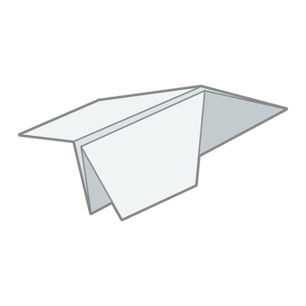 Paper flying machine 02