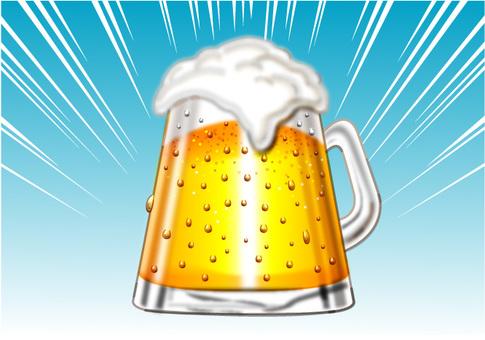 Beer toast C