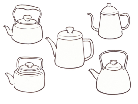 Kettle (no color)