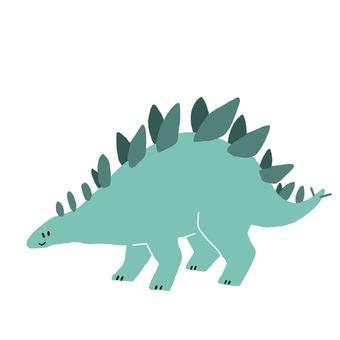 ステゴサウルス2