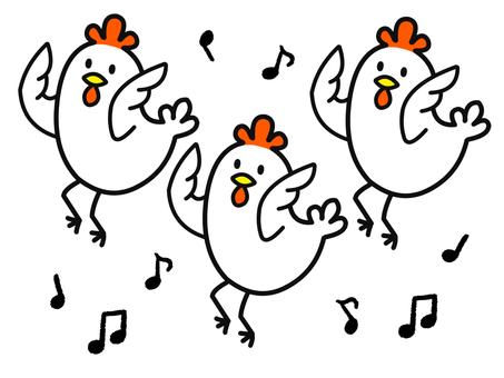 Chicken dance version 2