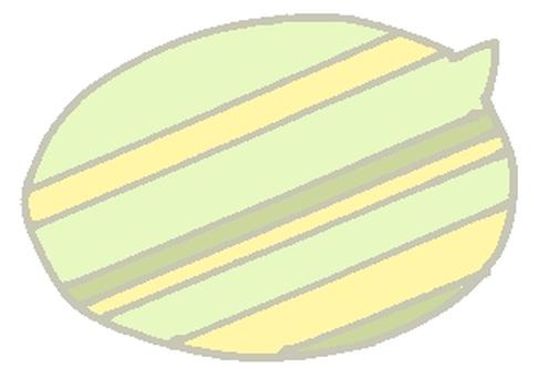 Balloon 3 - ⑦ yellow
