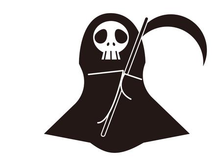 Death God for Halloween