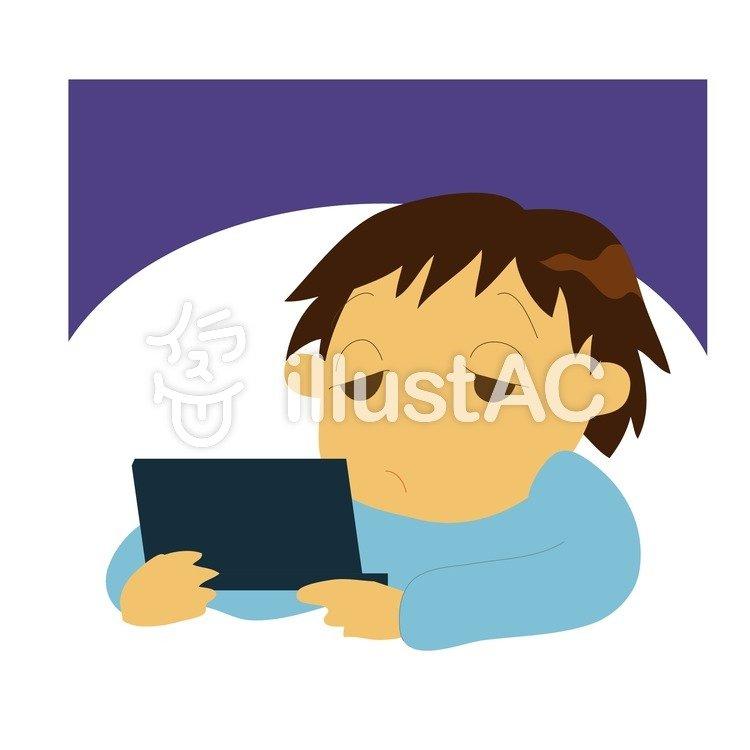 ゲームをする男の子イラスト No 917861無料イラストならイラストac