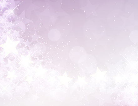 Silver star glitter background