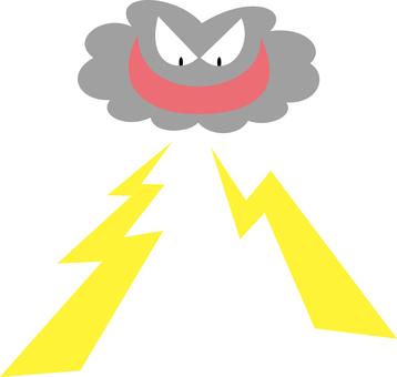 天氣Kaminari