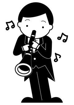 Clarinet 1c