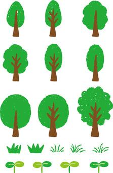 Tree (green)
