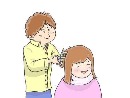 Hairdresser, hairdresser