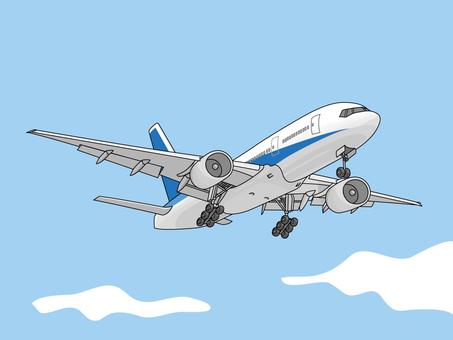 Passenger plane 6
