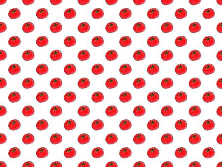 그린 토마토 패턴