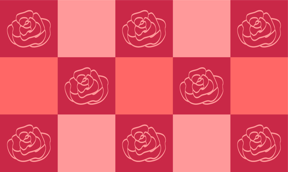 Rose background wallpaper pink