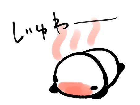 열사병 팬더