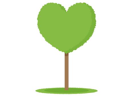 Heart Tree 4