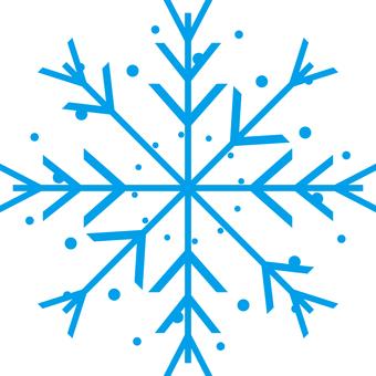 Snow crystal 08