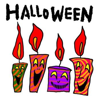 Candles (Halloween)