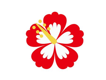 Material 61 (icon summer 01 hibiscus)